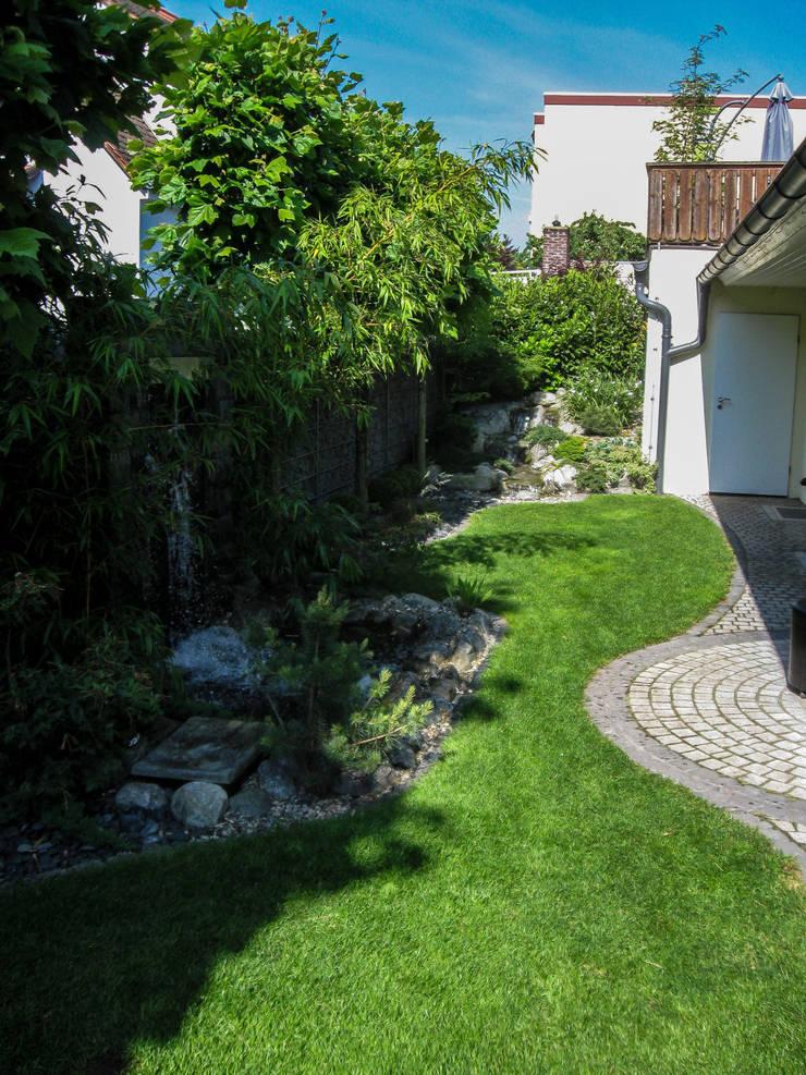 Garden by -GardScape- private gardens by Christoph Harreiß