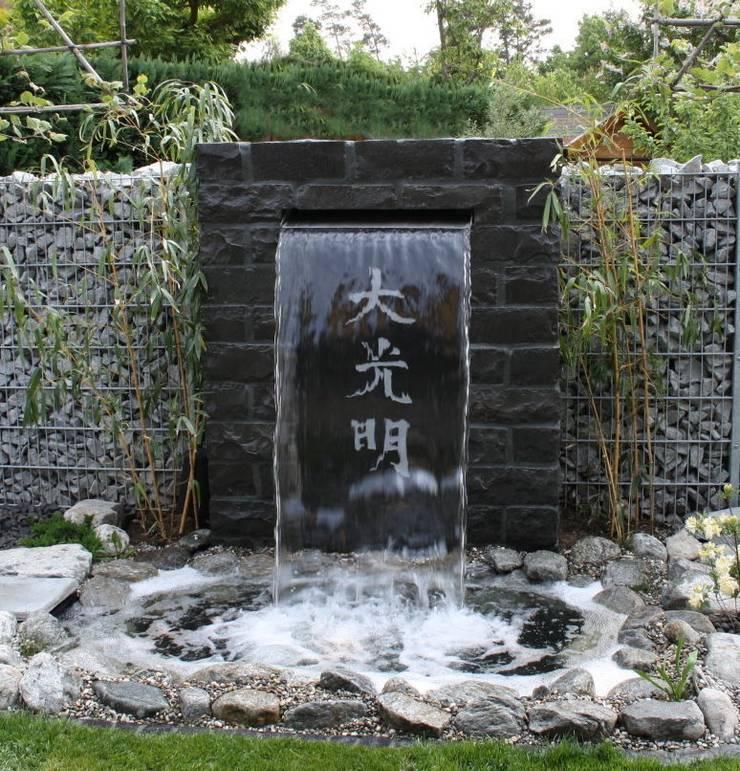 Garden by -GardScape- private gardens by Christoph Harreiß, Asian