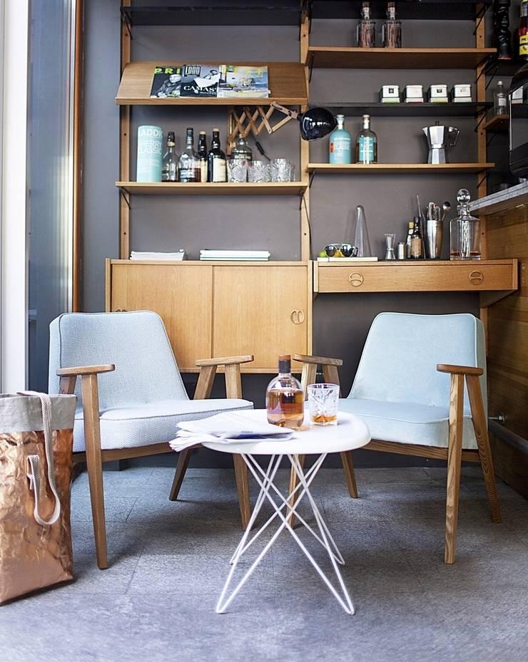 366 armchairs: styl , w kategorii  zaprojektowany przez 366 Concept Design & Lifestyle,Nowoczesny