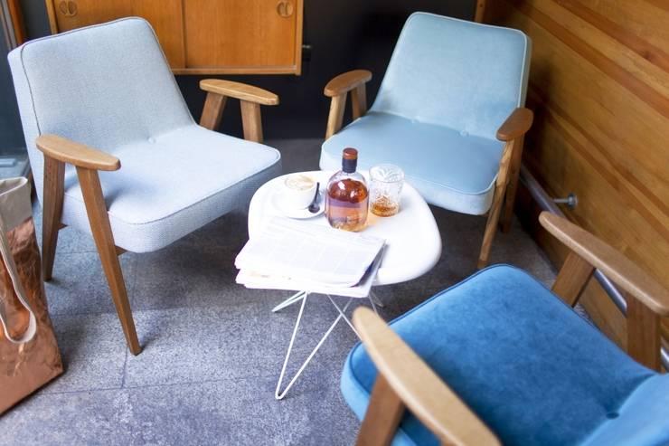 366 armchairs: styl , w kategorii Salon zaprojektowany przez 366 Concept Design & Lifestyle