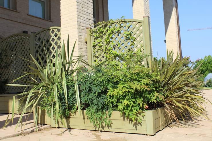 Jardines de estilo  por Dimitri Montanari