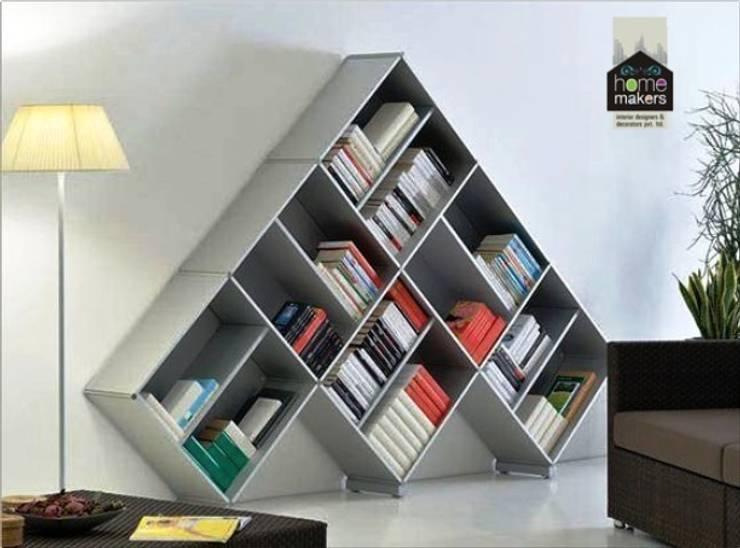 Estudio de estilo  de home makers interior designers & decorators pvt. ltd.