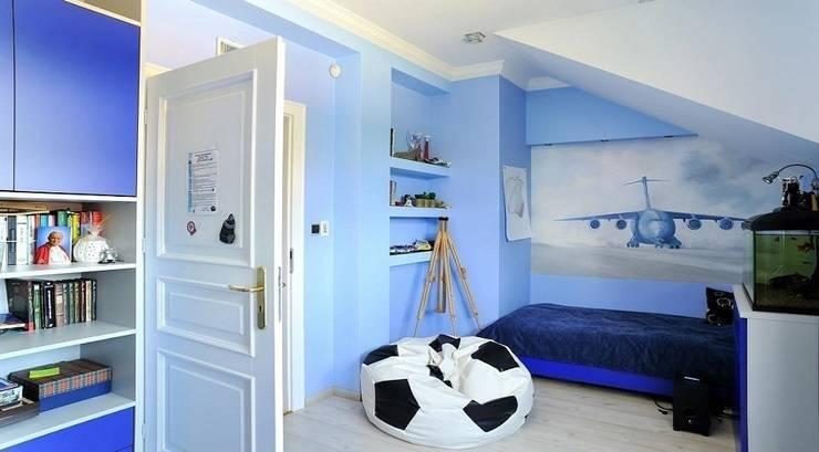 Pokoje dziecinne –  Jaworze: styl , w kategorii Pokój dziecięcy zaprojektowany przez Studio Mirago,
