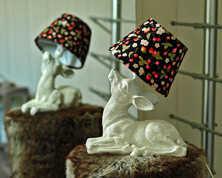 Lampe BAMBI:  Schlafzimmer von Nicery