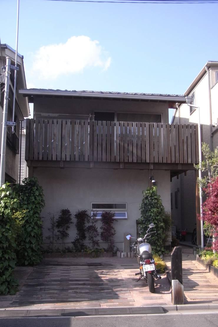 ちっちゃいおうち: 小久保美香建築設計事務所が手掛けた家です。
