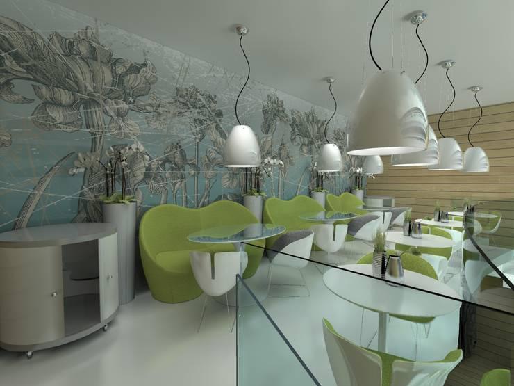 Аэроклуб: Ресторации в . Автор – iPozdnyakov studio