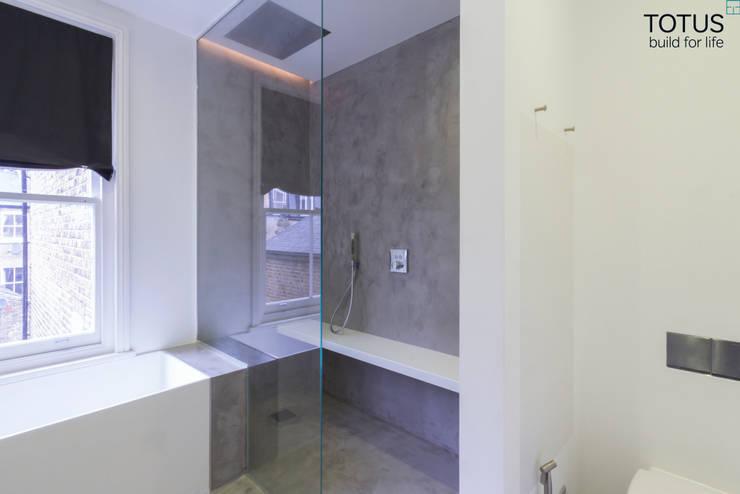 moderne Badkamer door TOTUS