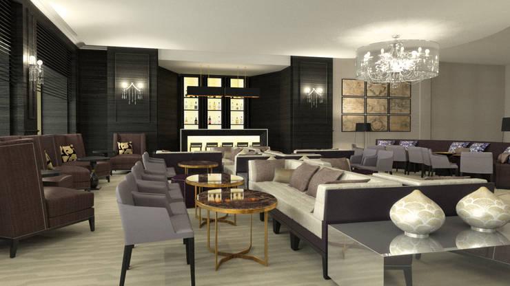 The Ritz Carlton - Istambul: Hoteles de estilo  por Andres Ramallo