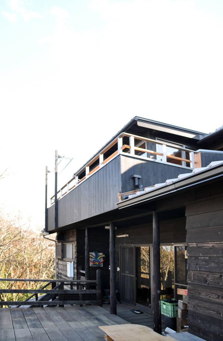 2F増築部分: 総合建築植田が手掛けたです。