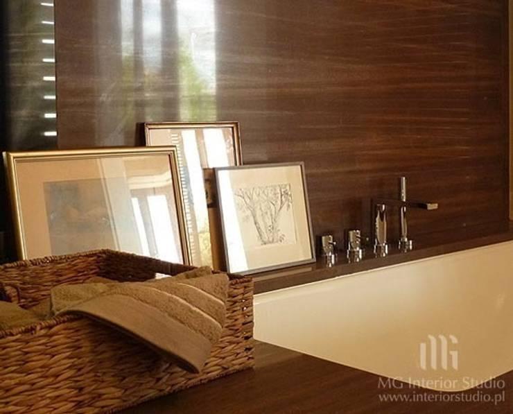 Dom: styl , w kategorii Łazienka zaprojektowany przez MG Interior Studio Michał Głuszak