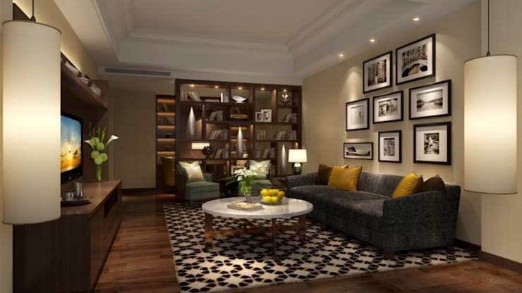 ARTWORK AND ACCESSORIES, SHERATON DUSHANBE HOTEL:  Artwork by FOYER INTERIORS