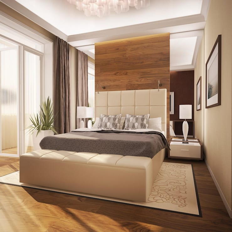 Bedroom by ООО 'Студио-ТА', Classic