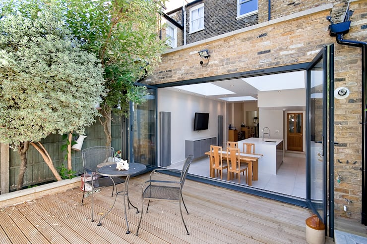 Houses by GOAStudio | London residential architecture