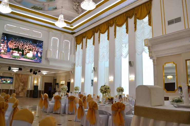Дизайн гостиницы. Дизайн ресторана:  в . Автор – InsaitDesign, Классический