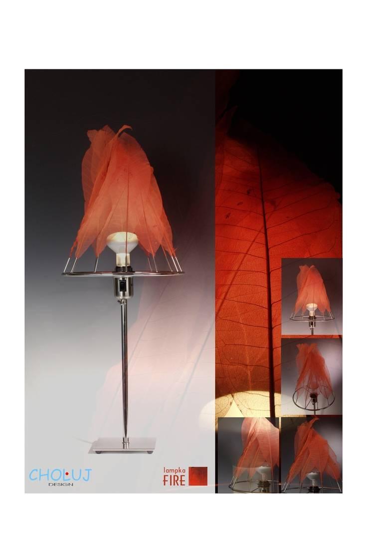 Sala de estar  por CHOLUJ DESIGN s.c.    / ROKKI design