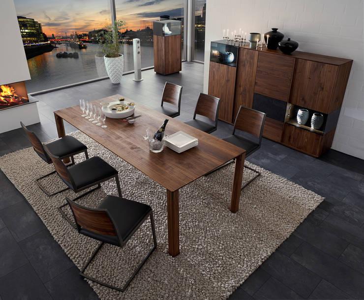 Sala de jantar  por Wimmer Wohnkollektionen GmbH