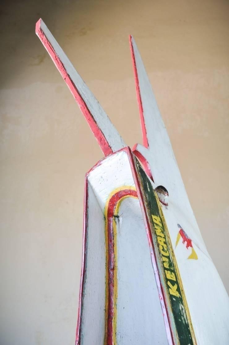 Recycled / WINE BOAT: Произведения искусства в . Автор – WOODSTONEBALI