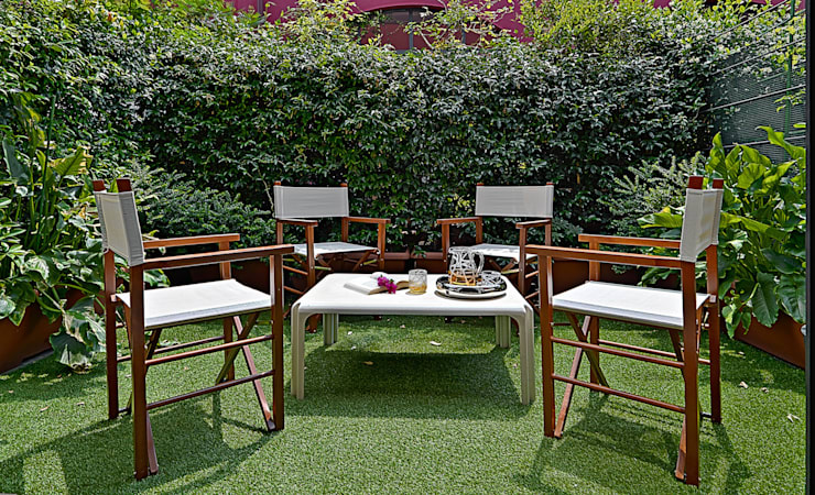 Garden by D3 Architetti Associati