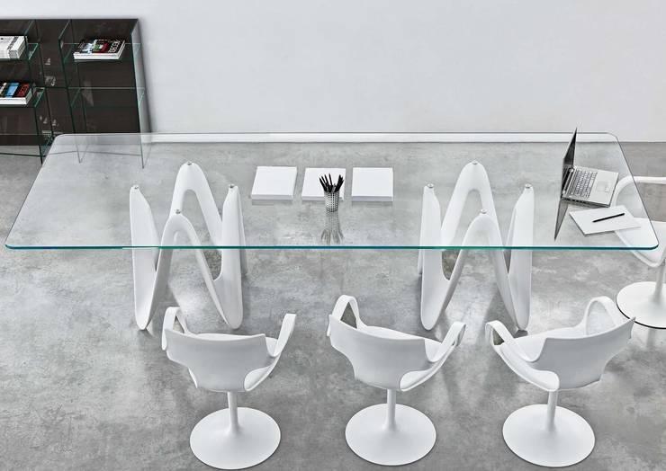 moderne Eetkamer door Glassdomain