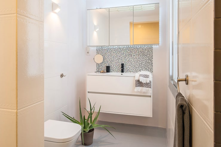 Markham Stagers: minimal tarz tarz Banyo