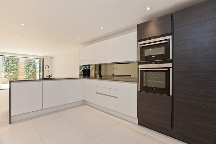 FNI - Islington:  Kitchen by Excelsior Kitchens Limited