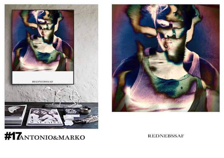 #17: Произведения искусства в . Автор – antonio&marko/interior posters