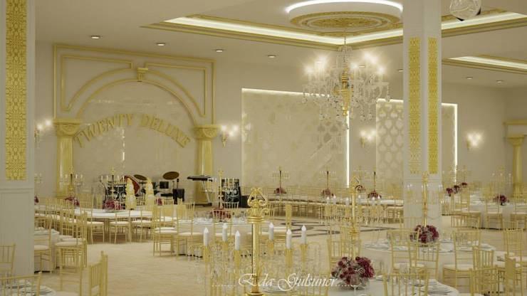 SARAY TAVAN – twenty 20 düğün salonu :  tarz İç Dekorasyon
