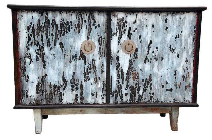 Szafka Enigma, lata 50.: styl , w kategorii  zaprojektowany przez Lata 60-te,Azjatycki