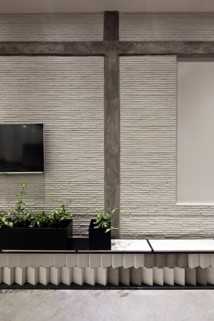 Murs de style  par Taller David Dana, Moderne