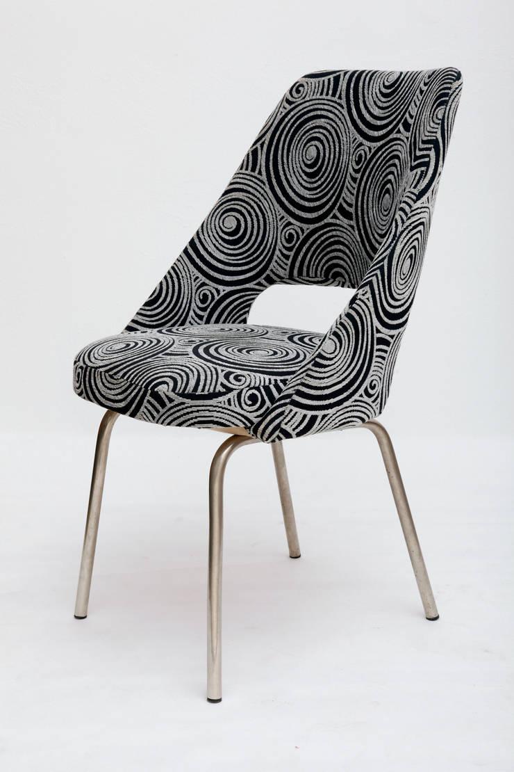Krzesło/Fotel Mandala, lata 60/70.: styl , w kategorii  zaprojektowany przez Lata 60-te,Nowoczesny