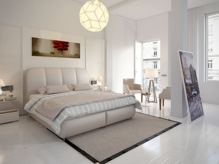 OREL YATAK – VERONA:  tarz Yatak Odası