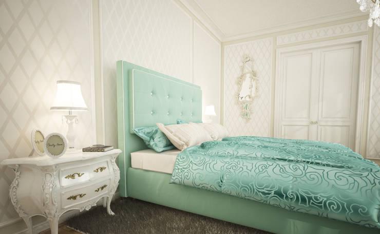 OREL YATAK – DREAM BED YATAK SETİ.:  tarz Yatak Odası