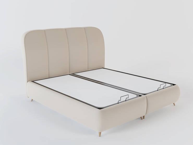 OREL YATAK – VERONA MODERN BAZA: modern tarz Yatak Odası