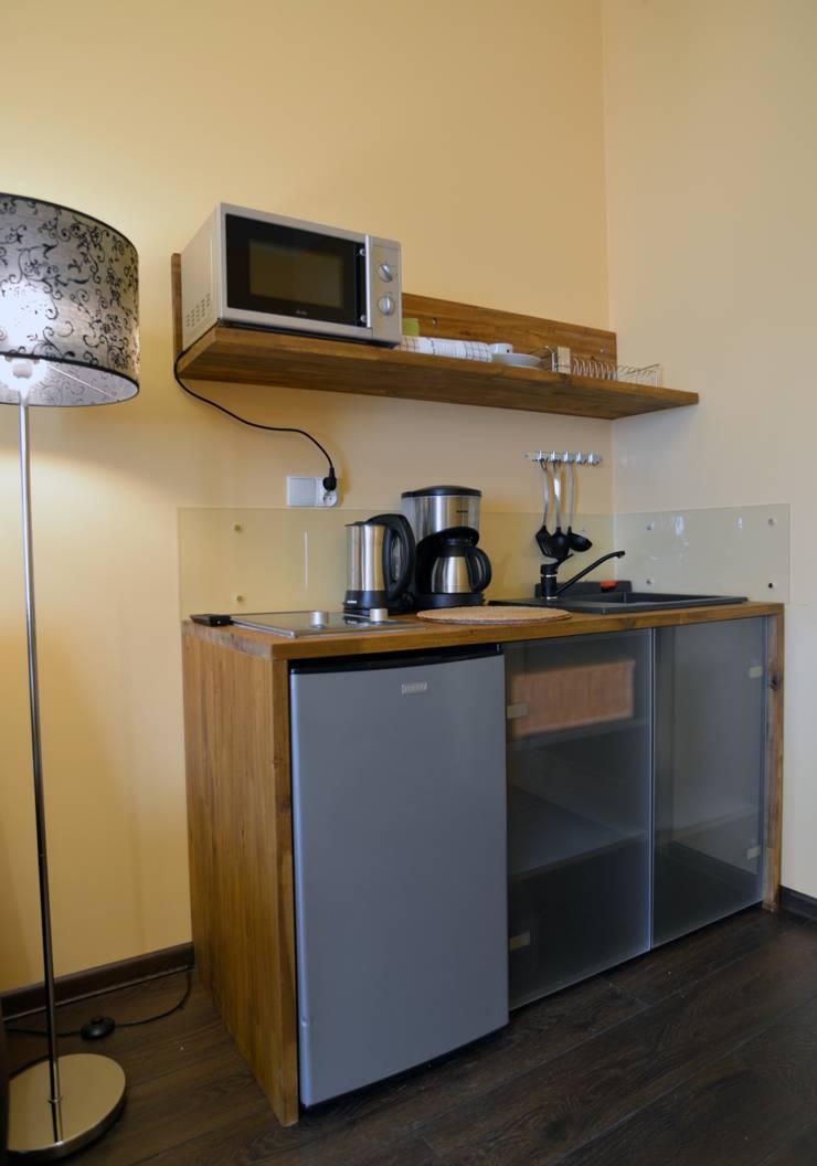ANEKS 3: styl , w kategorii Kuchnia zaprojektowany przez CHOŁUJ DESIGN s.c.