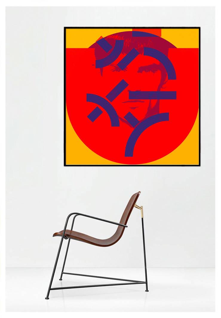 #96: Произведения искусства в . Автор – antonio&marko/interior posters