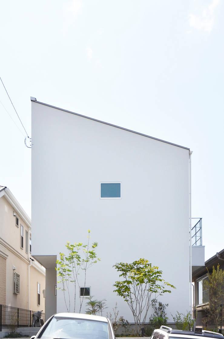 Sunset House: 富田健太郎建築設計事務所が手掛けた家です。,