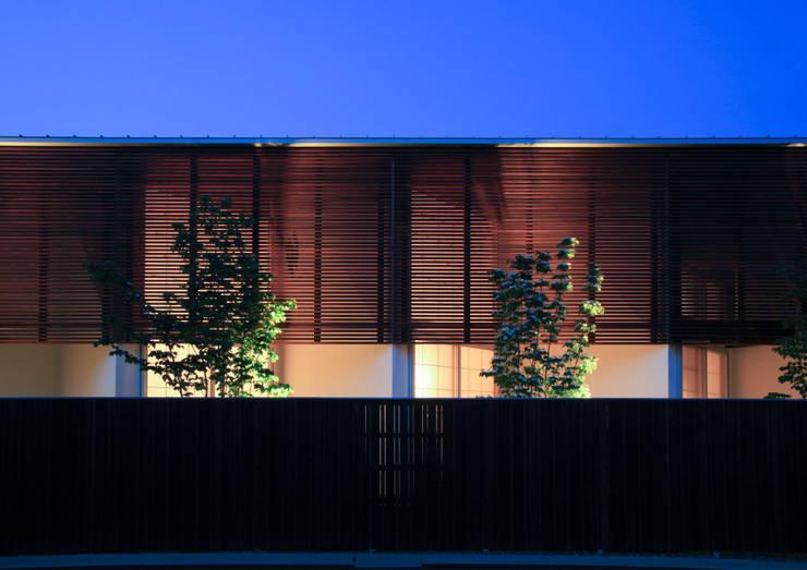 kitadoi house: 髙岡建築研究室が手掛けた家です。