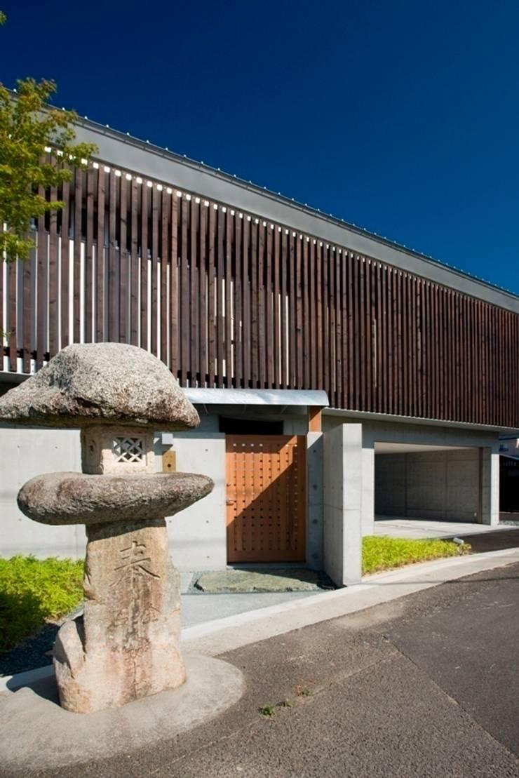 wada house: 髙岡建築研究室が手掛けた家です。