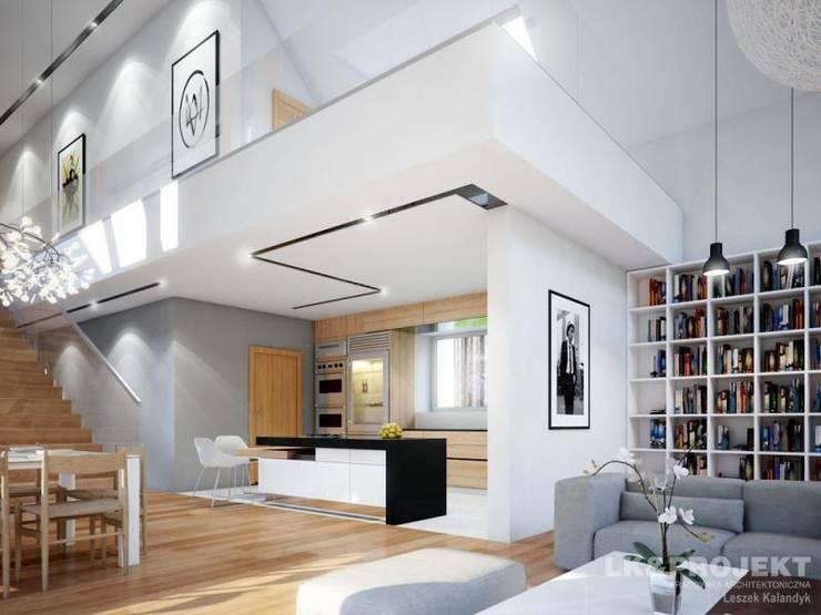 廚房 by LK & Projekt Sp. z o.o.