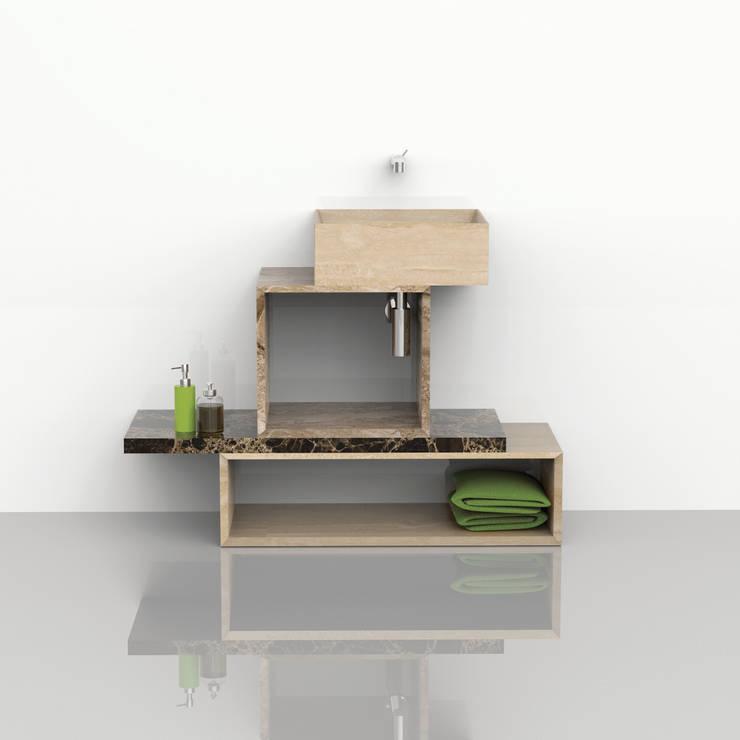 de estilo  por Marmi Serafini, Moderno