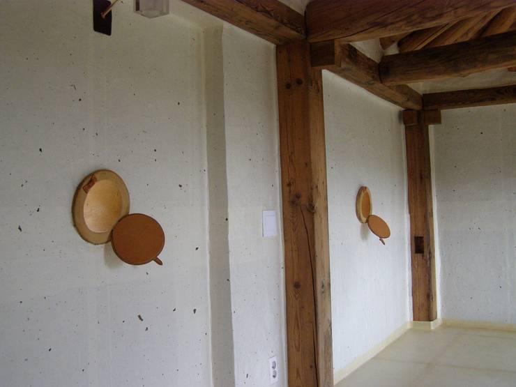 방산미 구들방 내부사진 2: 다우리공방의