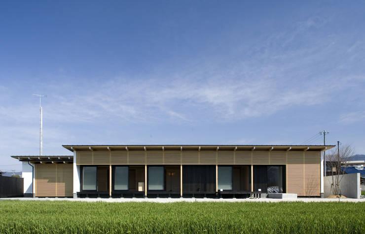 minara house: 髙岡建築研究室が手掛けた家です。,