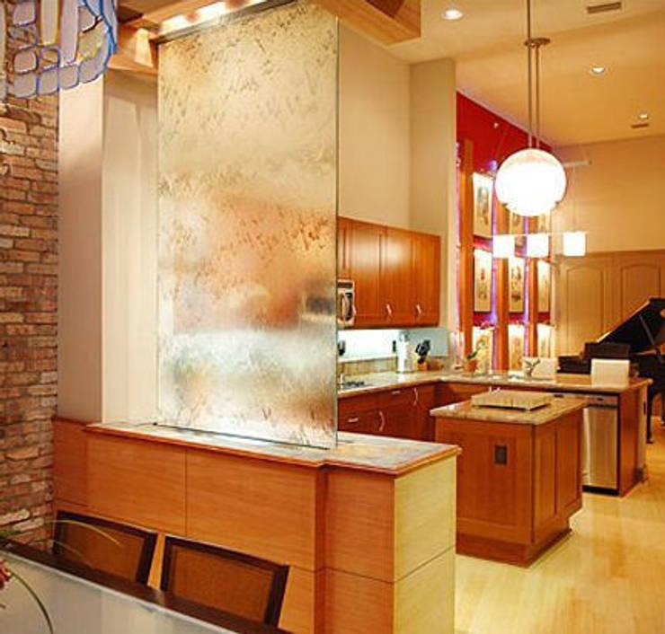 ralizacje: styl , w kategorii Kuchnia zaprojektowany przez Sonic Waterfalls,Nowoczesny