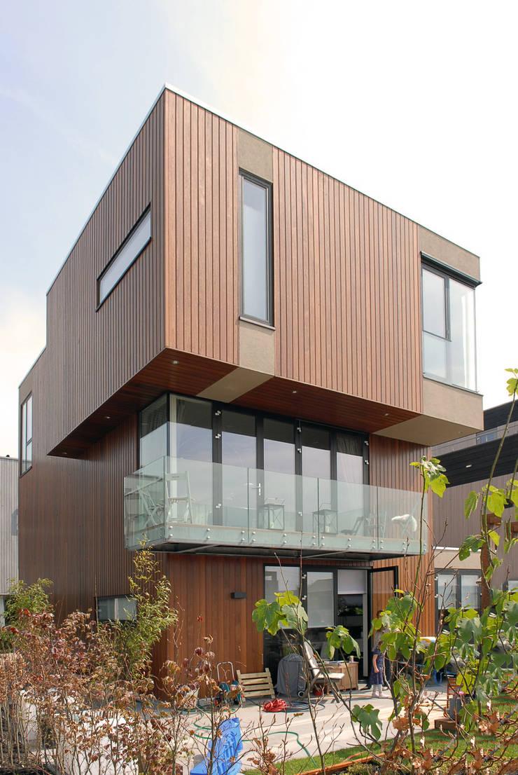 Villa 'Plot 5':  Huizen door TEKTON architekten