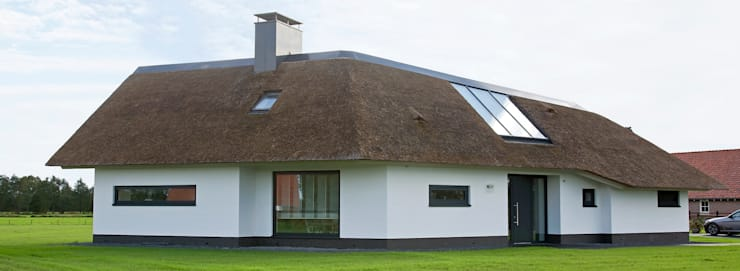 Building Design Architectuur의  주택