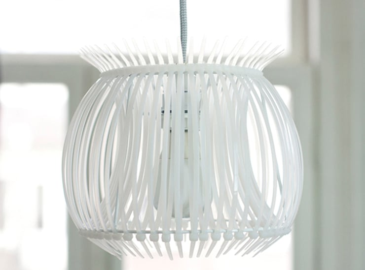 Ti Light: moderne Woonkamer door kimik design