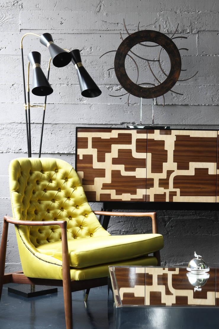 Кресло Monk I: Гостиная в . Автор – Inception мебель