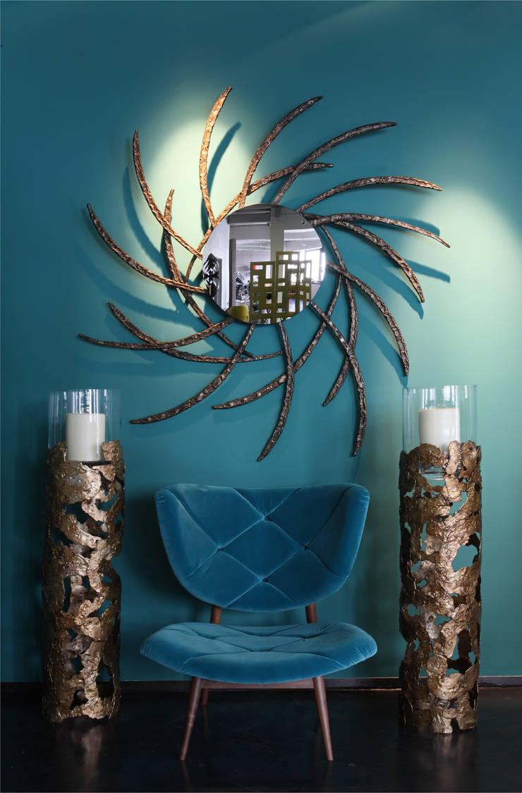 Кресло Baker: Гостиная в . Автор – Inception мебель