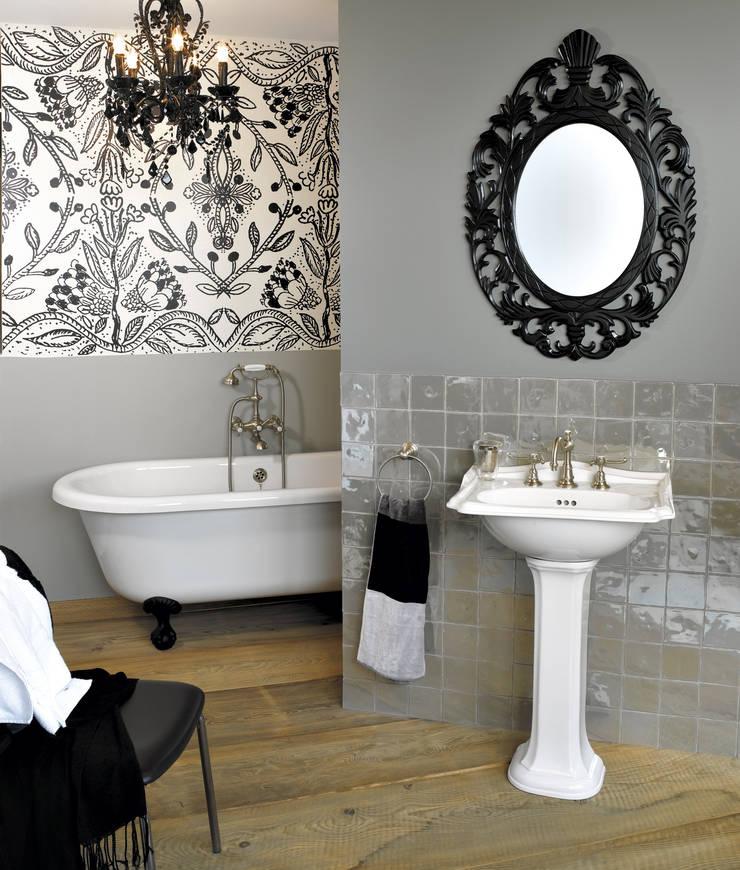 Badezimmer Atmosphäre Montmartre Klassische Badezimmer von HORUS Klassisch