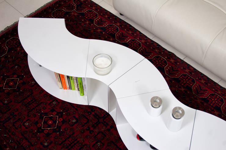 Salas de estilo  por ilias fragkakis